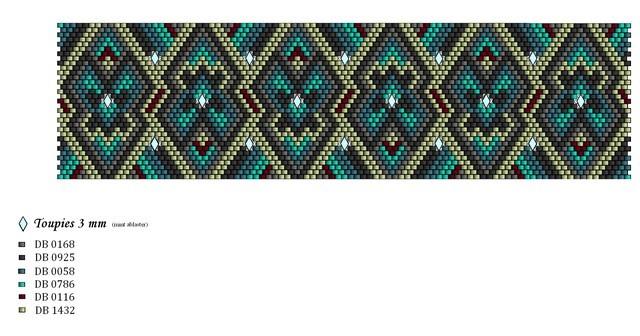 Схемы плетения рисунок с бисера на станке