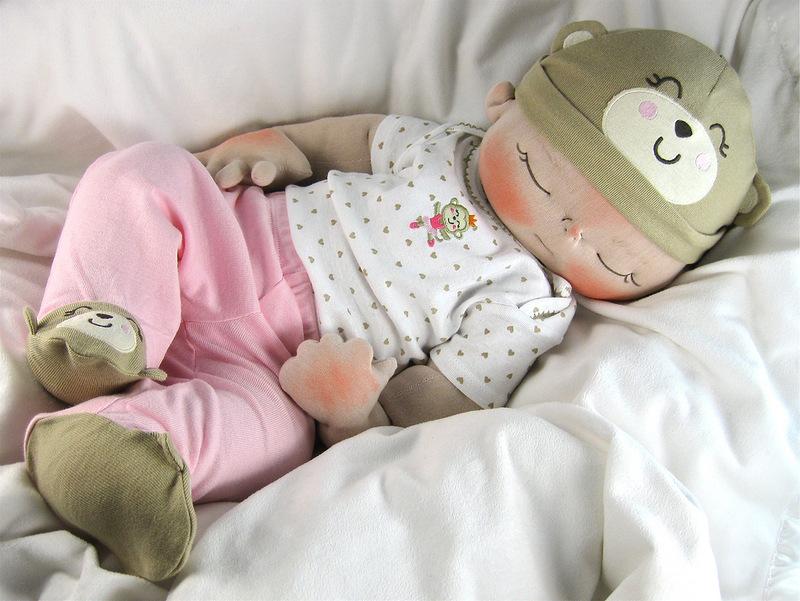 Пупсы своими руками куклы