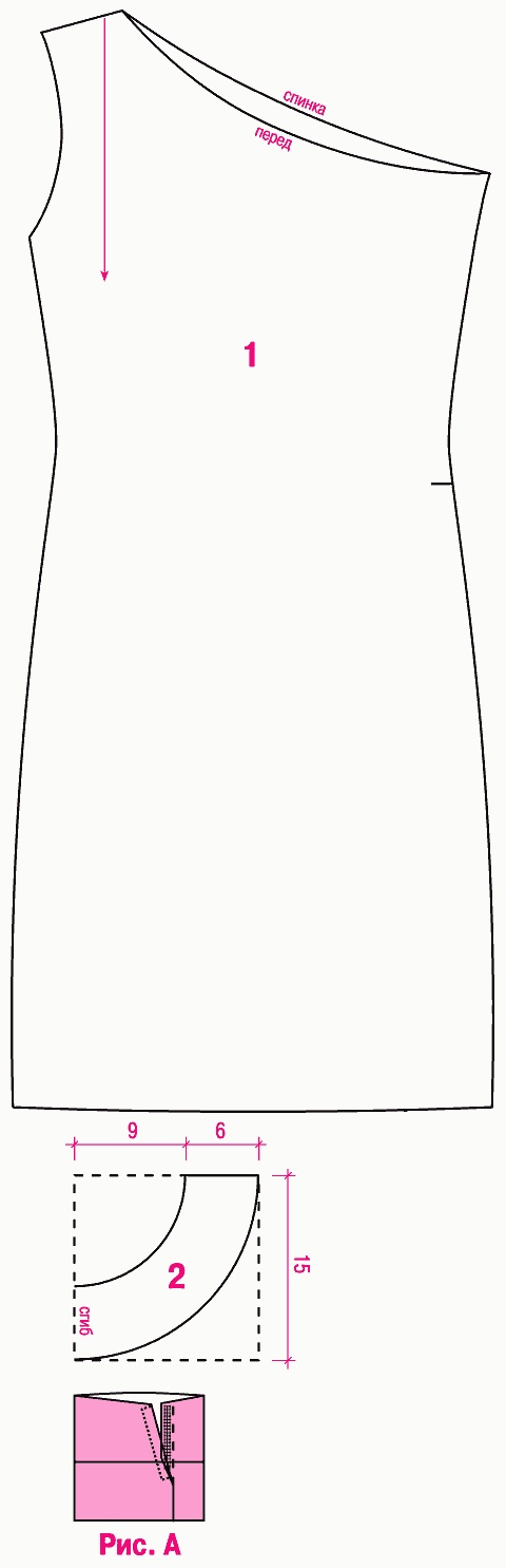 Платье своими руками для барби сшить легкое